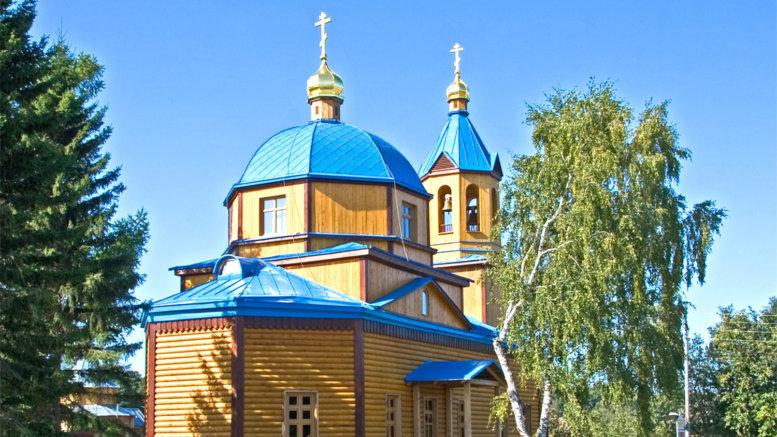 История Храма в селе Зоркальцево